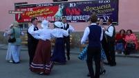 Вечер танцев под духовой оркестр
