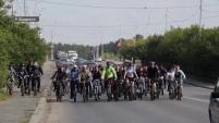 Велопробег в День города