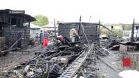 Пожар на ул. Чапаева