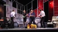 «Бег за женами» на сцене Шадринского театра