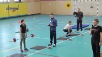 Соревнования по функциональному многоборью в Шадринске