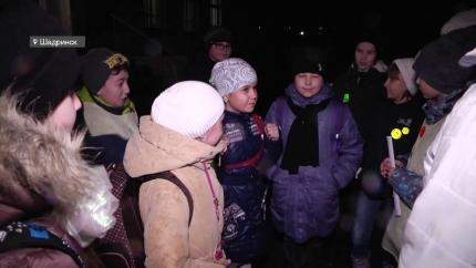 Мониторинг по безопасности дорожного движения в шадринских школах