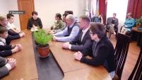 Глава города Шадринска встретилась с представителями ВПК «Феникс»