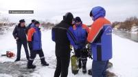 Спасатели продолжают скать утонувшего мальчика