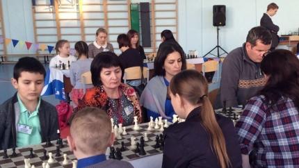 VII региональный фестиваль по шахматам