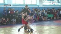 Ежегодный предновогодний турнир по греко-римской борьбе в Шадринске