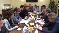 Встреча Губернатора Зауралья с блогерами