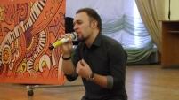 Концерт Сергея Дусика в ШГПУ