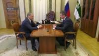 Обсуждение вопросов дальнейшего сотрудничества Зауралья и «УГМК-Холдинг»