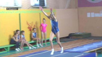 Кубок Курганской области по прыжкам на акробатической дорожке