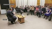 Губернатор о ситуации в Звериноголовском районе