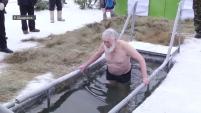 Крещение в Шадринске