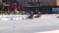 Командный чемпионат России по ледовому спидвею в Шадринске