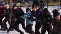 Зимний спортивный праздник «Выходи гулять» в Шадринске