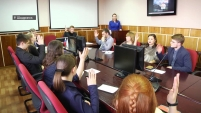 Итоги работы общественной молодежной палаты за 2017 год