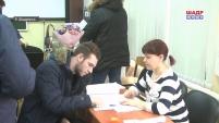 Молодые избиратели города Шадринска