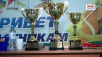 Соревнования по греко-римской борьбе в Шадринске
