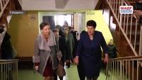 Уполномоченный по правам ребенка при президенте РФ побывала в школе №15