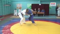 Соревнования по дзюдо среди спортсменов с ограниченными возможностями