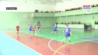 Соревнования по мини футболу среди воспитанников детских домов