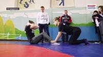 Областные соревнования по многоборью среди детей-инвалидов