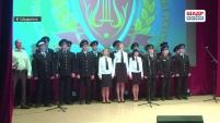 Конкурс художественной самодеятельности сотрудников МВД