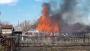 Пожароопасный период в Зауралье