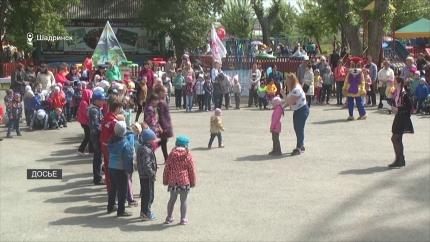 Организация детского летнего отдыха в Шадринске