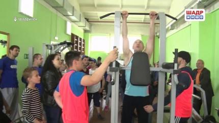 Спортивный турнир среди подразделений компании «ФОРЭС»