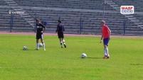 Открытие турнира «Кожаный мяч» в Шадринске