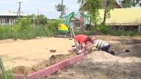 Работы на объектах городского благоустройства