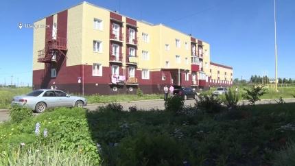 Жители дома пытаются доказать непригодность здания для жилья