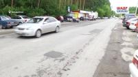 Закончен ремонт дороги на Мальцевском тракте
