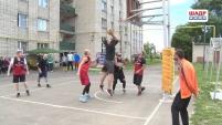Открытые соревнования по уличному баскетболу
