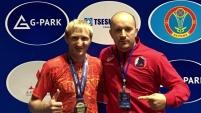 Александр Серебринников - чемпион мира по грэпплингу
