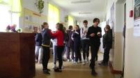 Начало учебного года в Шадринске