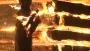 Пожар на ул. 9 мая в Шадринске