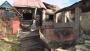 Пожар на улице 9 мая в Шадринске