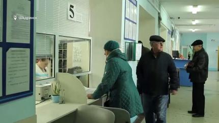 Шадринская поликлиника проводит профилактические осмотры