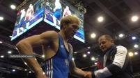 Александр Серебринников - победитель XX Чемпионата Мира по греко-римской борьбе