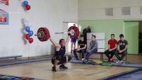 Первенство Курганской области по тяжёлой атлетике