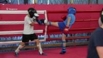 Шадринские кикбоксеры успешно выступают на соревнованиях