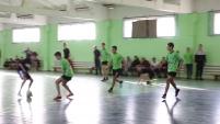 Турнир по мини-футболу среди школьных команд