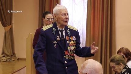 Виленин Федорович Рычков отметил 90-летие