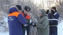 В Зауралье проходит акция «Безопасный лёд»