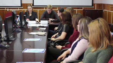 Шадринская Общественная молодёжная палата провела итоговое заседание