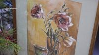 Шадринская детская больница получила в дар 9 картин художников-любителей
