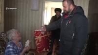 """Новогодние подарки горожанам от """"Единой России"""""""