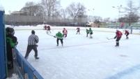 В Шадринске прошел турнир по хоккею