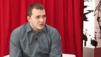 """Программа """"Интервью"""" Захар Бушманов"""